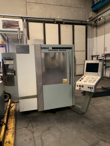 Vertical machining center DMG MORI DMU 50 for Sale | GMV