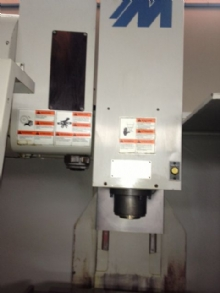 Vertical Machining Center Milltronics Vm 20 For Sale Gmv