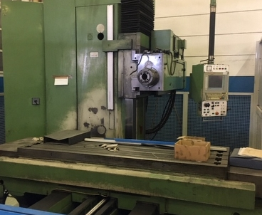 boring and milling machine Fixed standard bench type ALESAMONTI