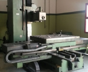 boring and milling machine  ALESAMONTI