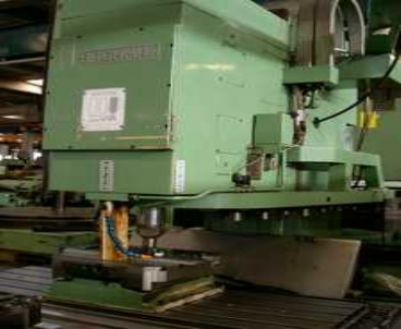 Boring and Milling machine Fixed standard bench type SACHMAN