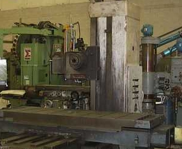Boring and Milling machine Fixed standard bench type SECMU