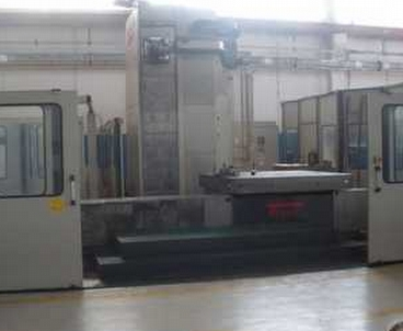 boring and milling machine 4 axis TIGER