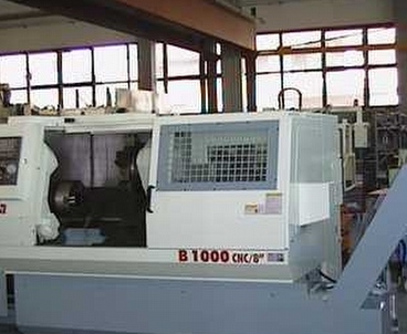 Cnc lathe With tailstock