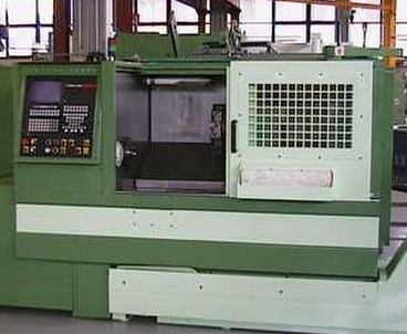 Cnc lathe With subspindle