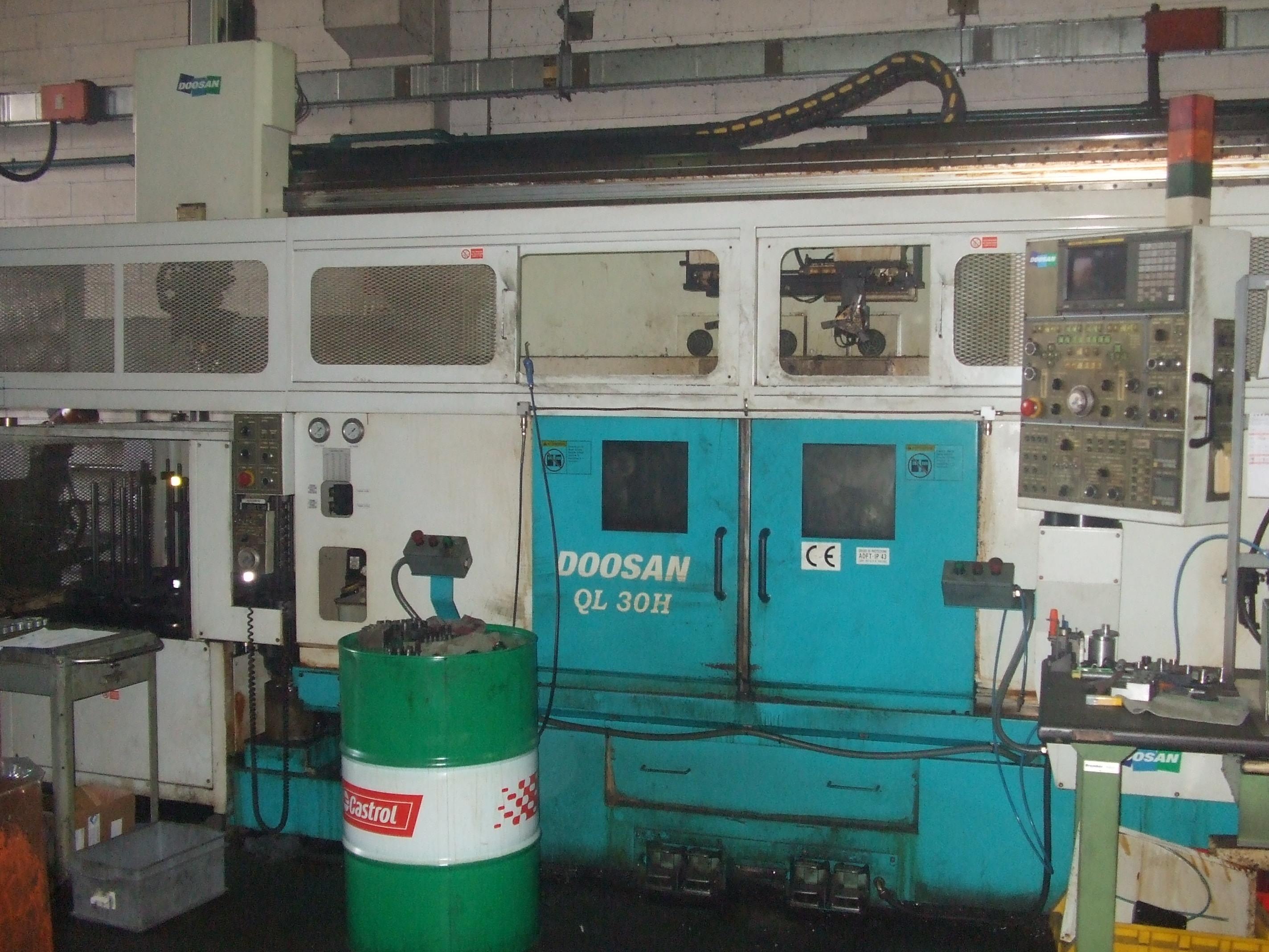 doosan machine tool dealers