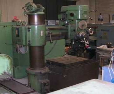 Drilling machine Radial type BREDA
