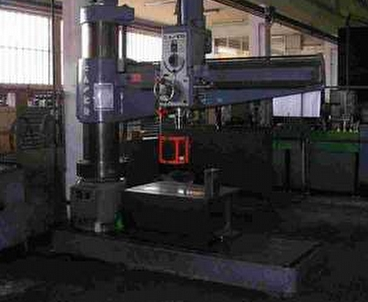 Drilling machine Radial type CASER