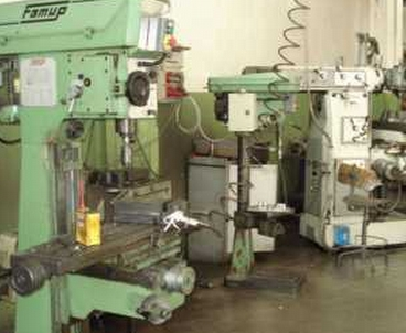 drilling machine Bench type FAMUP