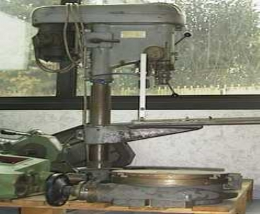Drilling machine Pillar type FICEM
