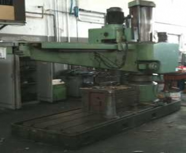 drilling machine Radial type INVEMA
