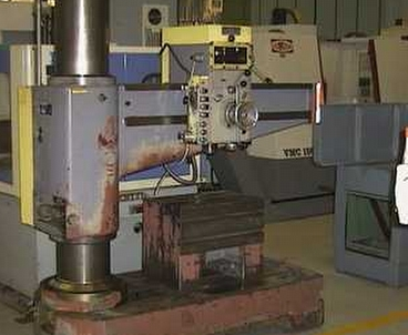 Drilling machine Radial type MECOF