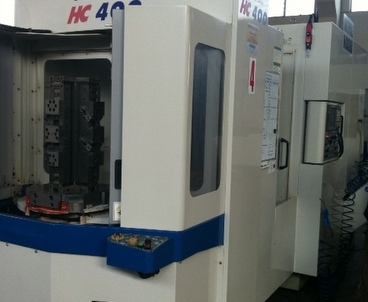 horizontal machining center Pallet changer DAEWOO DOOSAN