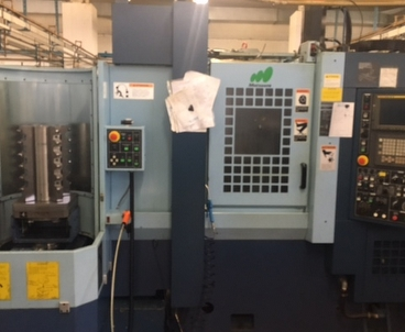 horizontal machining center Multipallet MATSUURA