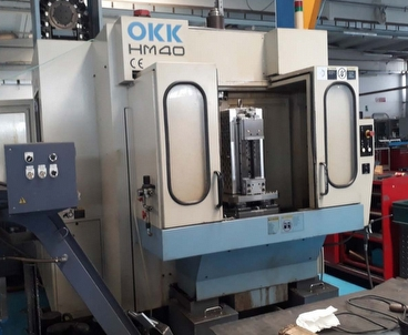 horizontal machining center Pallet changer OKK