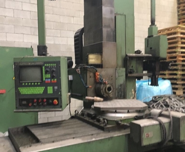Milling machine Fixed bench type