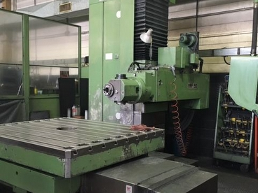 Milling machine Fixed bench type ALESAMONTI