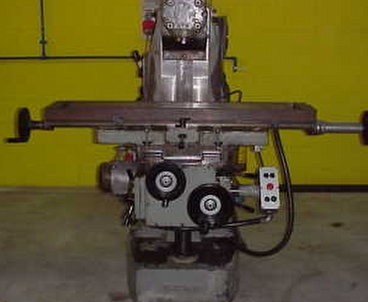 Milling machine Knee type ARNO
