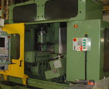 Milling machine 5 Axis CB FERRARI