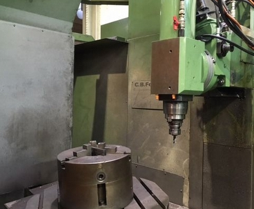 milling machine Fixed bench type CB FERRARI