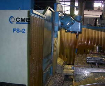 Milling machine Fixed bench type CME