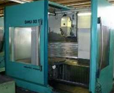 Milling machine Knee type DECKEL MAHO
