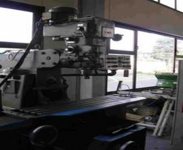 Milling machine Knee type FIRST