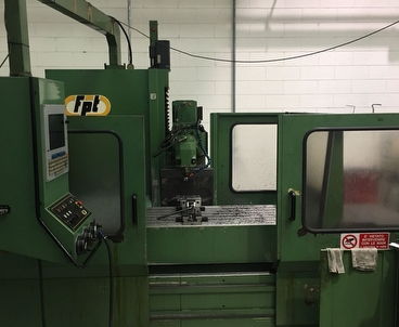 Milling machine Fixed bench type FPT