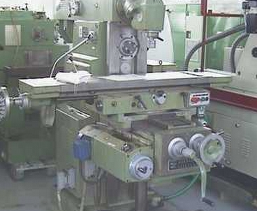 Milling machine Knee type QHYJC