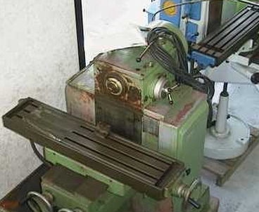 Milling machine Knee type RAPID - per cave