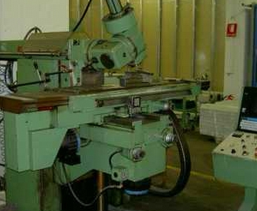 Milling machine Knee type REMAC
