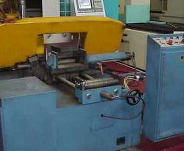 Sawing machine Power band saw AMBAS