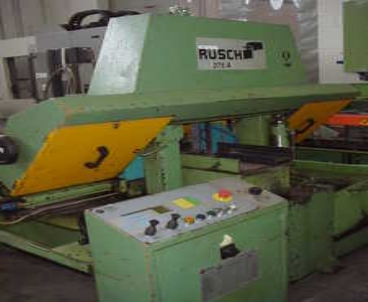 Sawing machine Power band saw RUSCH