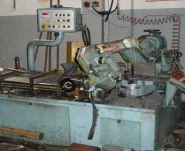 Sawing machine Power band saw SEGATRICE