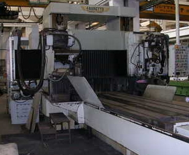 surface grinder Gantry type FAVRETTO