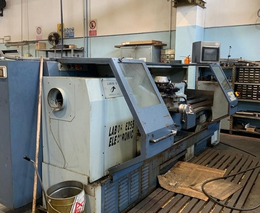 tech-in lathe Autoapprendimento PADOVANI