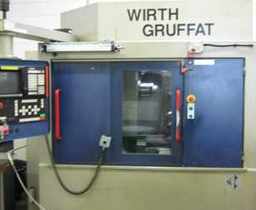 turning and milling center Sliding headstock WIRT GRUFFAT