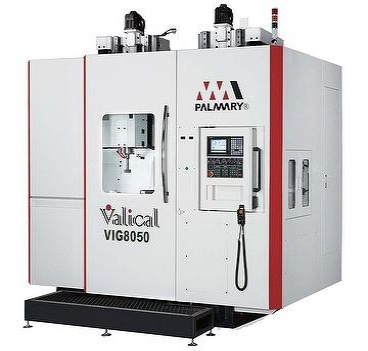 Vertical grinder a CNC PALMARY