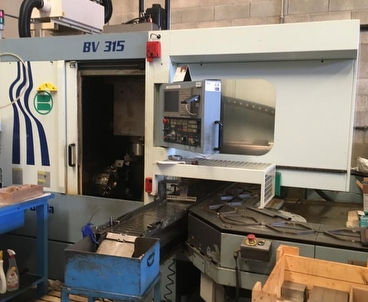 Vertical lathe/Turning mill Upside-down vertical BIGLIA