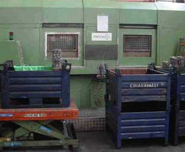 Vertical lathe/Turning mill Double spindle PROCAST