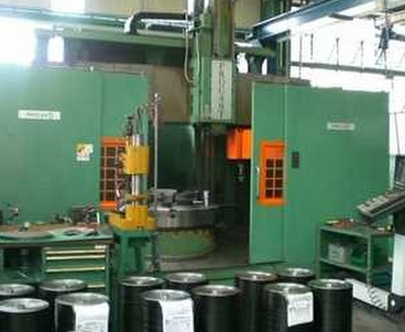 Vertical lathe/Turning mill Single-spindle PROCAST