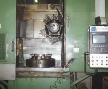 Vertical lathe/Turning mill Single-spindle TVA