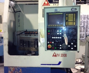 Vertical lathe/Turning mill Single-spindle YOU-JI