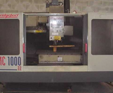 Vertical machining center Vertical BRIDGEPORT