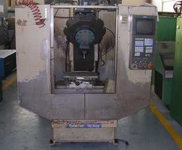 Vertical machining center Vertical BROTHER