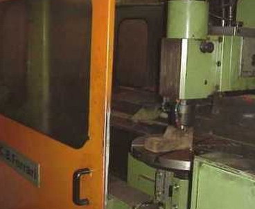 Vertical machining center Vertical CB FERRARI
