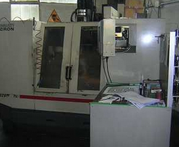 Vertical machining center Vertical CINCINNATI MILACRON