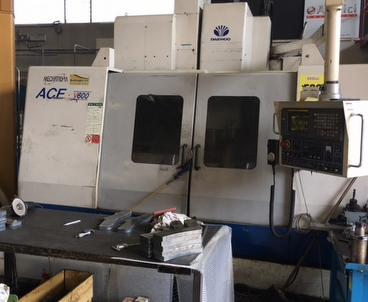 Vertical machining center Vertical DAEWOO