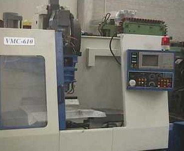 Vertical machining center Vertical DART