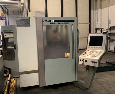 Vertical machining center 5 axes DMG MORI